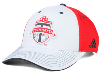 Toronto FC adidas MLS 2015 Basic White Adjustable Cap