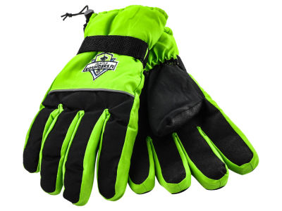 Seattle Sounders FC Insulated Gloves
