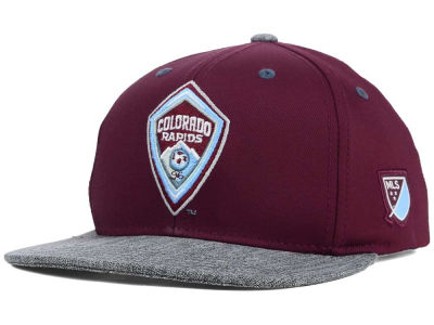 Colorado Rapids adidas MLS 2015 Youth Team Snapback Cap