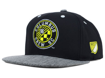 Columbus Crew SC adidas MLS 2015 Youth Team Snapback Cap