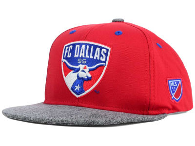 FC Dallas adidas MLS 2015 Youth Team Snapback Cap