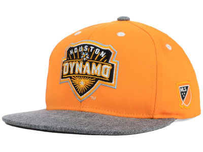 Houston Dynamo adidas MLS 2015 Youth Team Snapback Cap