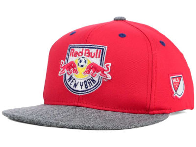 New York Red Bulls adidas MLS 2015 Youth Team Snapback Cap