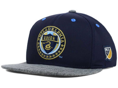 Philadelphia Union adidas MLS 2015 Youth Team Snapback Cap