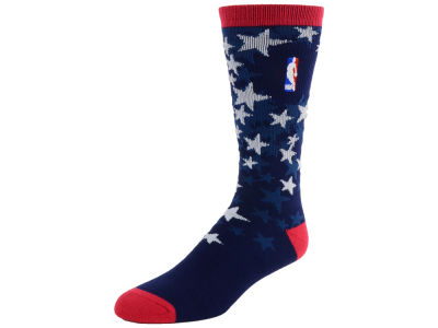 NBA All Star For Bare Feet NBA Veterans Day Crew 308S Sock