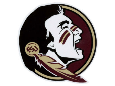 Florida State Seminoles Static Cling Decal