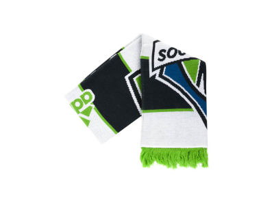 Seattle Sounders FC Jacquard Scarf Stripe