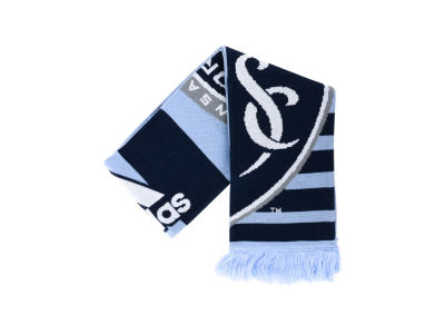 Sporting Kansas City Jacquard Scarf Stripe