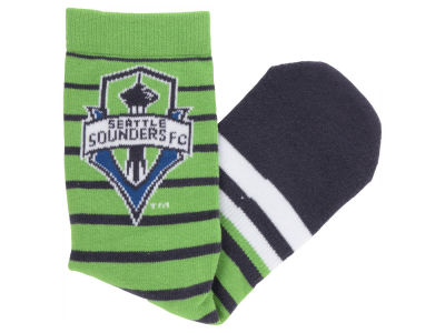 Seattle Sounders FC Striped Performance Sock