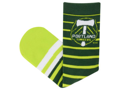 Portland Timbers Striped Performance Sock