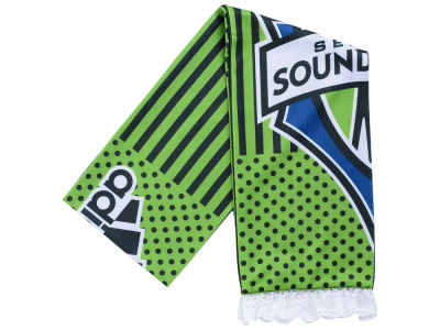 Seattle Sounders FC Women's Sublimated Scarf