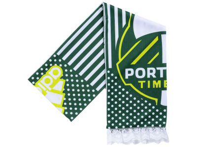 Portland Timbers Women's Sublimated Scarf