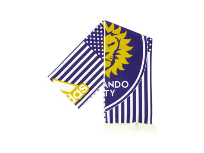 Orlando City SC Women's Sublimated Scarf