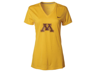 Minnesota Golden Gophers Nike NCAA Womens Legend V T-Shirt