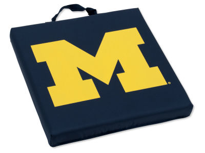 Michigan Wolverines Stadium Seat Cushion-Logo