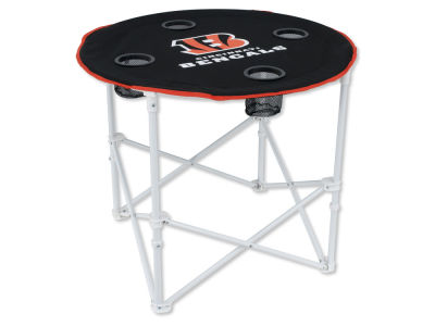 Cincinnati Bengals Round Folding Table