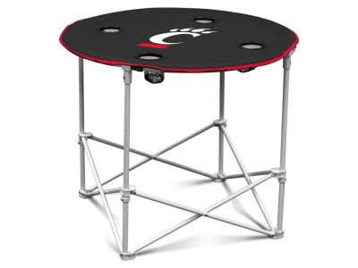 Cincinnati Bearcats Round Folding Table