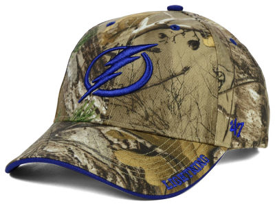 Tampa Bay Lightning '47 NHL Real Tree Frost Cap