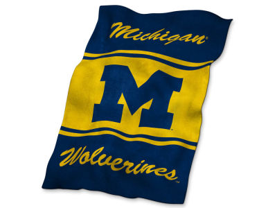 Michigan Wolverines Ultrasoft Blanket
