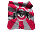 Ohio State Buckeyes Logo Chair Raschel Throw Bed & Bath