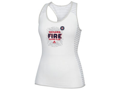 Chicago Fire adidas MLS Women's Sketchy Tank