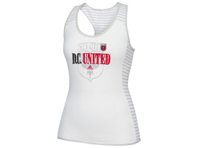DC United adidas MLS Women's Sketchy Tank