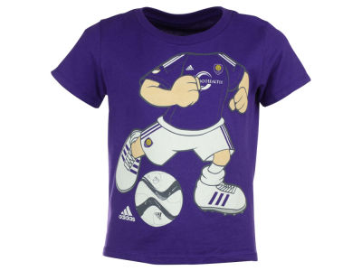 Orlando City SC MLS Toddler Dream Job Soccer Player T-Shirt