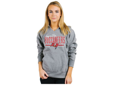 Tampa Bay Buccaneers Authentic NFL Apparel NFL Women's Holiday Logo Hoodie