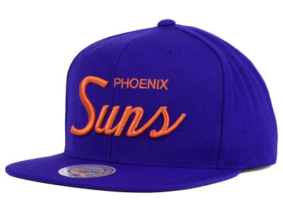 Phoenix Suns Mitchell and Ness NBA Classic Strapback Cap