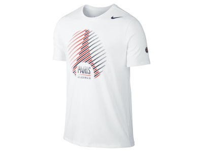 Paris Saint-Germain Nike Club Soccer Team Men's Core Plus T-Shirt