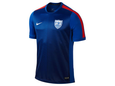 USA Nike Club Soccer Team Squad PM T-Shirt
