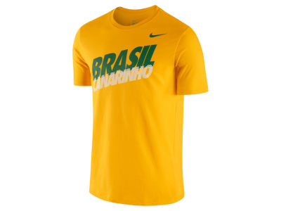 Brazil Nike National Team Men's Core Type T-Shirt