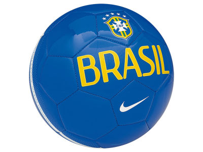 Brazil Nike Supporter Soccer Ball