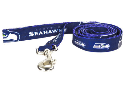 Seattle Seahawks 6ft Dog Leash