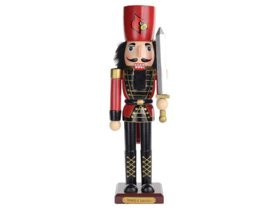 Louisville Cardinals Team Nutcracker