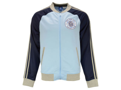 New York City FC adidas MLS Men's Originals Track Jacket