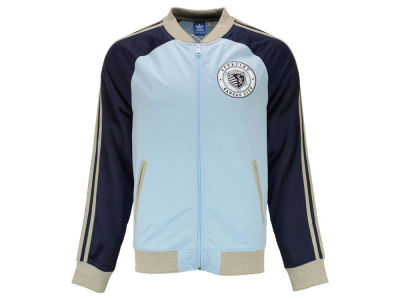 Sporting Kansas City adidas MLS Men's Originals Track Jacket