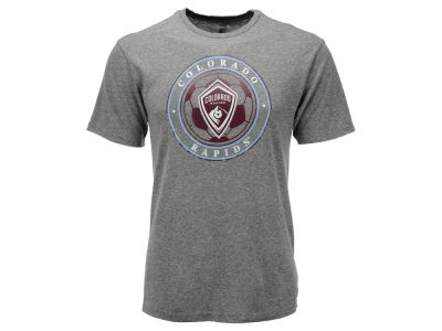 Colorado Rapids adidas MLS Men's Telstar Seal Triblend T-Shirt
