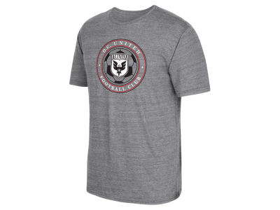 DC United adidas MLS Men's Telstar Seal Triblend T-Shirt