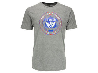 FC Dallas adidas MLS Men's Telstar Seal Triblend T-Shirt