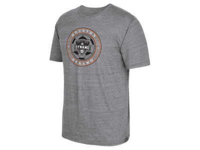 Houston Dynamo adidas MLS Men's Telstar Seal Triblend T-Shirt