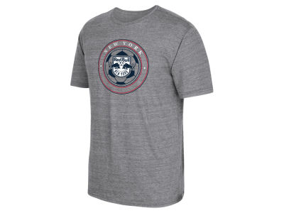 New York Red Bulls adidas MLS Men's Telstar Seal Triblend T-Shirt