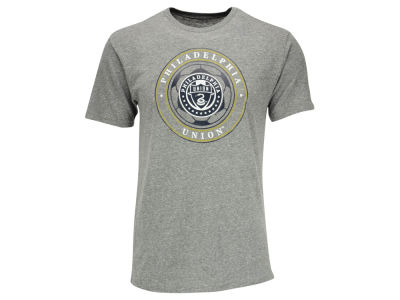 Philadelphia Union adidas MLS Men's Telstar Seal Triblend T-Shirt