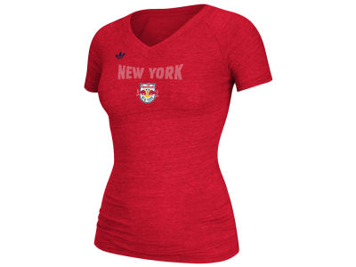 New York Red Bulls adidas MLS Women's Soccer Swag T-Shirt