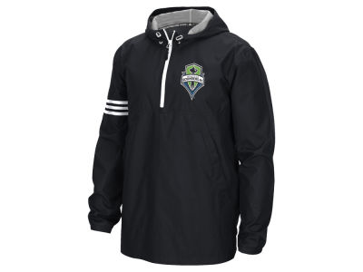 Seattle Sounders FC adidas MLS Men's Evolution Lightweight Jacket