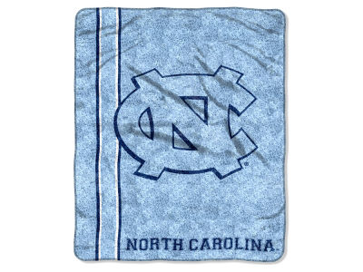 North Carolina Tar Heels 50x60in Sherpa Throw