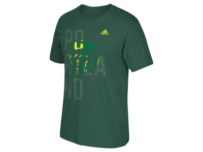Portland Timbers adidas MLS Men's Shine Through T-Shirt