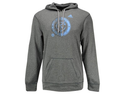 New York City FC adidas MLS Men's Split Up Hoodie