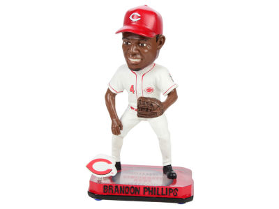 Cincinnati Reds Brandon Phillips Springy Logo Bobble