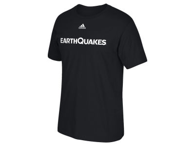 San Jose Earthquakes adidas MLS Primary One T-Shirt